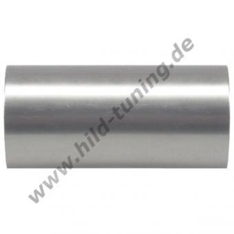 Edelstahl Auspuffmuffe 50,8 mm / 2 Zoll