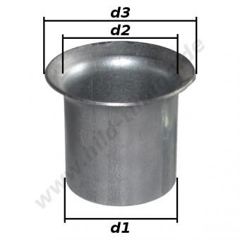 Kat Reparaturrohr A 40 mm