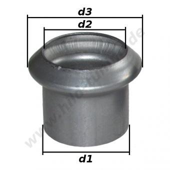 Kat Reparaturrohr B 54 mm