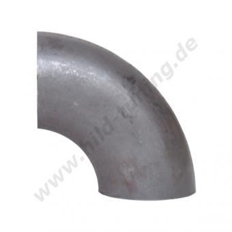 Stahl Schweissbogen für Krümmerbau 90 Grad 42 mm