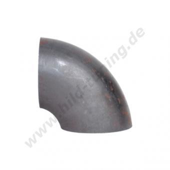 Stahl Schweissbogen für Krümmerbau 90 Grad 42 mm 42 mm