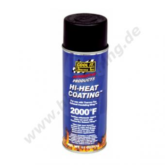 Thermotec Hi-Heat Beschichtung Graphit