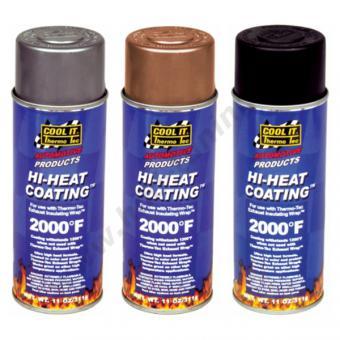 Thermotec Hi-Heat Beschichtung