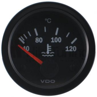 VDO Cockpit Vision Kühlwassertemperaturanzeige 40 bis 120 Grad