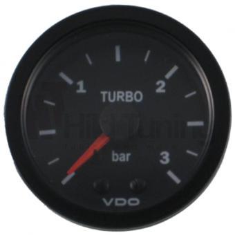 VDO Cockpit Vision Ladedruckanzeige 0 - 3 Bar