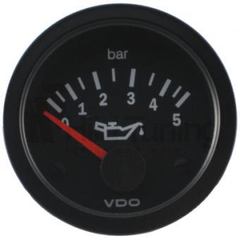 VDO Cockpit Vision Öldruckanzeige 5 Bar