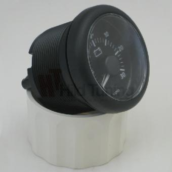 VDO Viewline Frontringe 52 mm schwarz rund