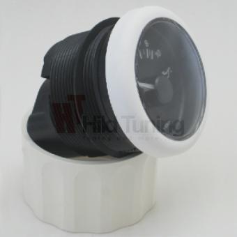 VDO Viewline Frontringe 52 mm weiß rund