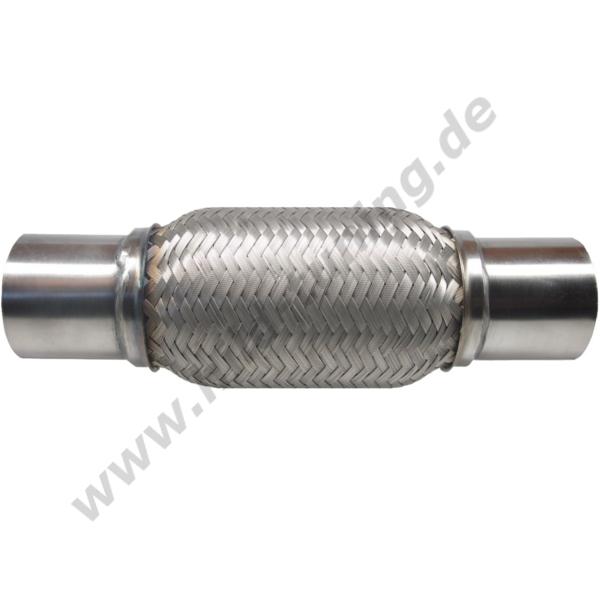 Flexrohr Auspuffrohr flex Rohr 54 mm innen x 200 mm lang Auspuff Reparatur