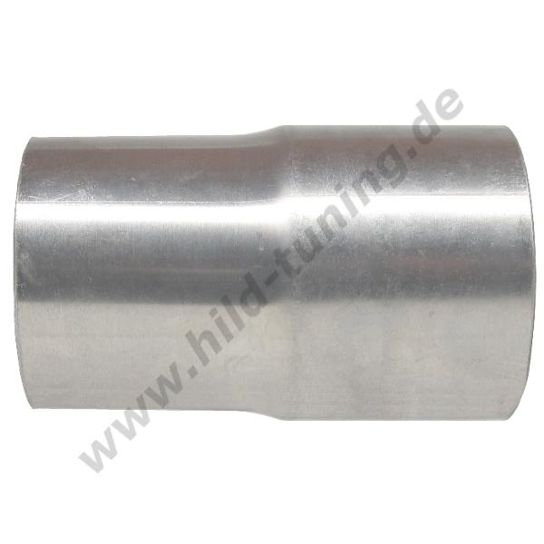 Edelstahl Auspuffreduzierung Reduzierung Abgasanlage 70,0mm auf 65mm
